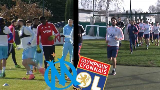OM-OL : deux Olympiques, deux destins