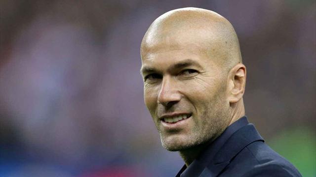"""Zidane : """"Le PSG est une très belle équipe"""""""