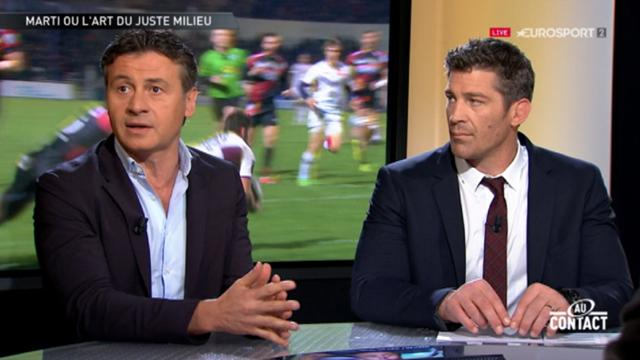 """Marti: """"Altrad ne connait peut-être pas encore tous les us et coutumes du rugby..."""""""