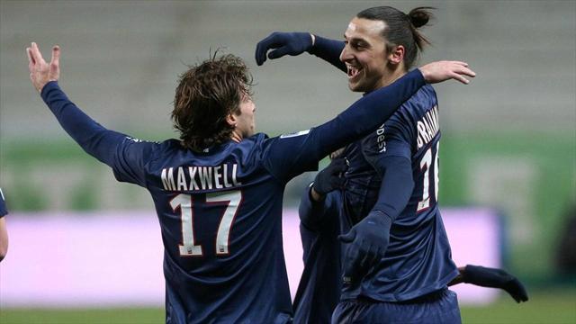Ibrahimovic-Maxwell, une amitié rare dans le monde du football