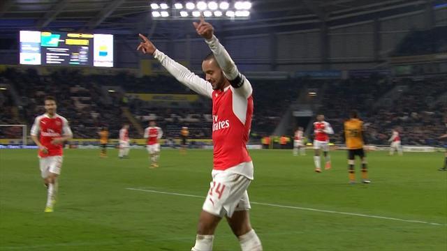 «Арсенал» победил «Базель», «ПСЖ» обыграл «Лудогорец»