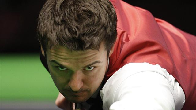 Holt beats O'Sullivan, Ebdon shocks Robertson