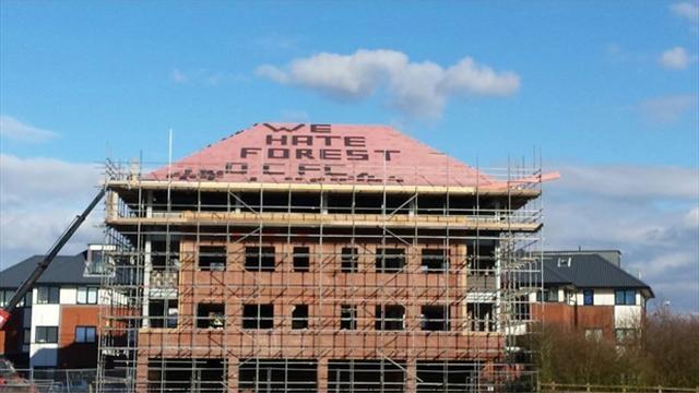 Büyük rekabeti evin çatısına taşıdı