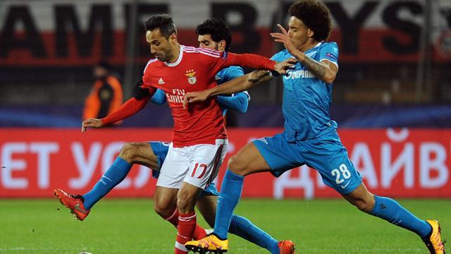 Une fin de match de folie propulse le Benfica dans le Top 8 continental
