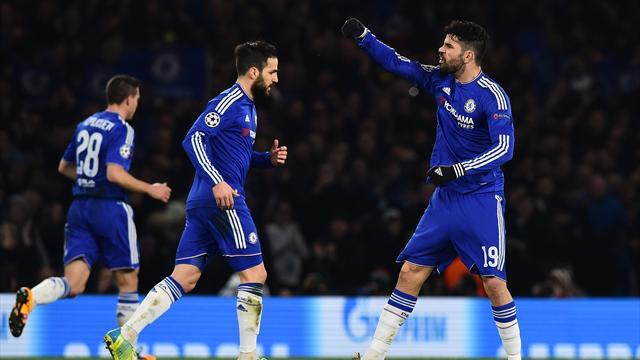 Les notes de Chelsea : Diego Costa s'est démené, la défense des Blues a sombré