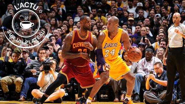 Ligue Europa, Kobe vs LeBron, Paris-Nice, Nadal : L'actu sur un plateau
