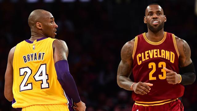 Kobe et LeBron se disent adieu, les rookies flambent : ce qu'il faut retenir de la nuit