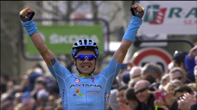 Lutsenko vainqueur détaché de la 5e étape