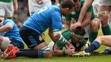 6 NATIONS - Irlande-Italie (58-15) - L'Irlande donne une belle fessée à l'Italie