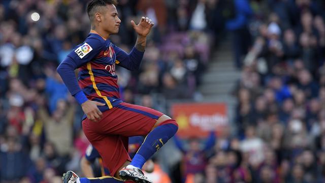 Barcelone enfonce Getafe et sème un peu plus l'Atlético et le Real
