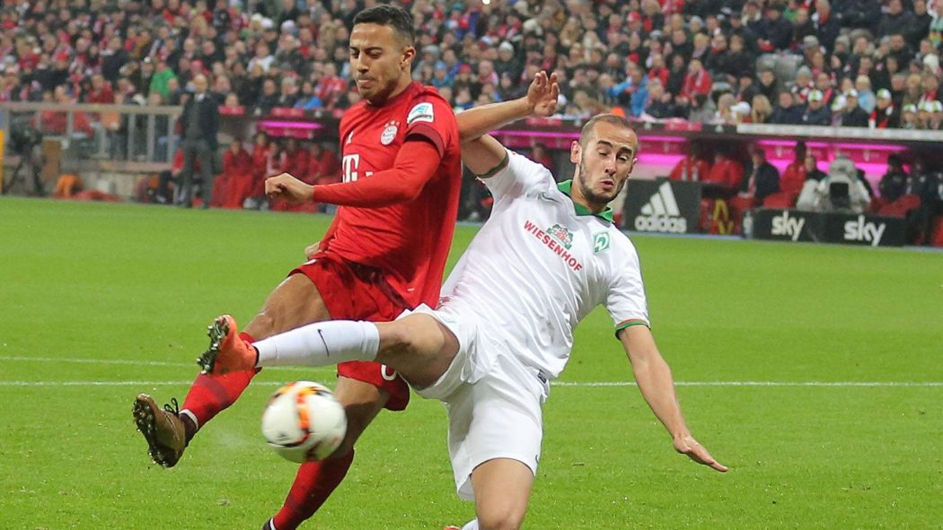 50 Fc Bayern München Schießt Werder Bremen In Der Bundesliga Ab