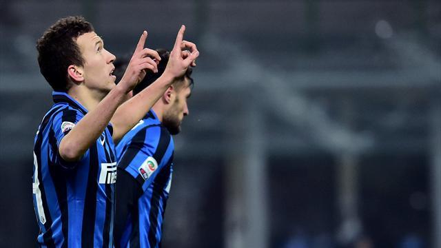 L'Inter a pris son temps avant de plier l'affaire en cinq minutes contre Bologne