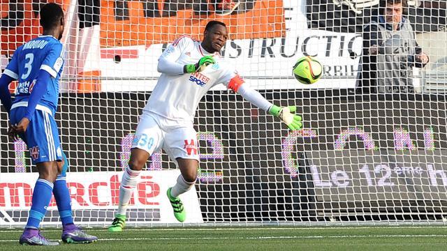 Face à Lorient, Mandanda s'est encore comporté en super-héros