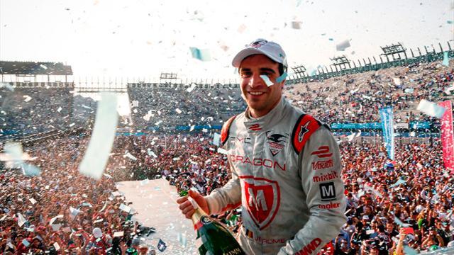 Di Grassi stripped of Mexico ePrix win, giving D'Ambrosio victory