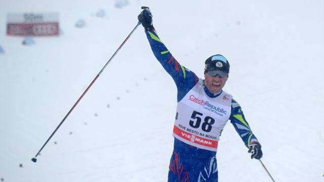 Manificat le plus rapide sur le 15km du Ski Tour Canada