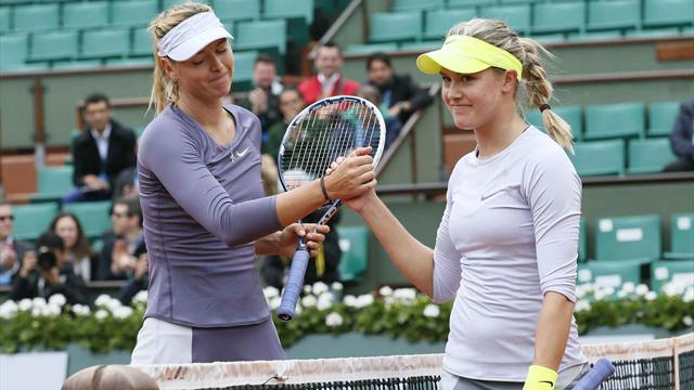 Bouchard'dan Sharapova'ya: ''O bir sahtekar...''