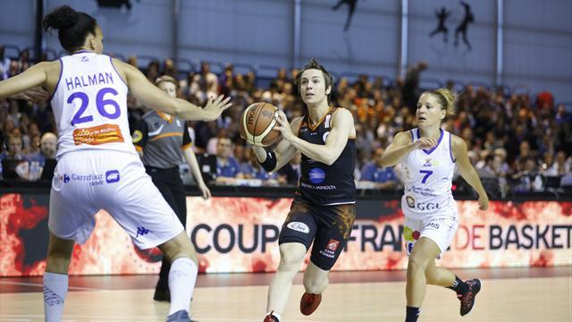 Trois clubs français en demi-finale de l'Eurocup féminine