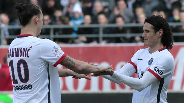 Zlatan est centenaire : c'est la cerise sur le gâteau