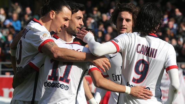 9-0 à Troyes : le PSG a tout cassé et s'offre le sacre le plus éclatant de l'histoire