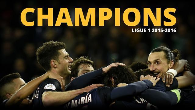 Palmarès : Avec six titres, le PSG se lance dans la course à l'histoire