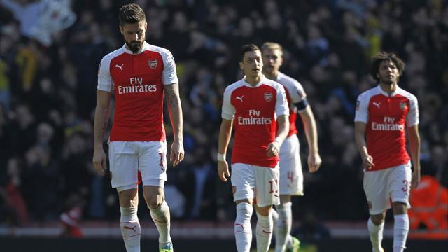 Et encore une désillusion pour Arsenal...