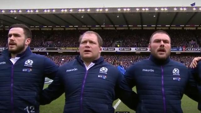 Flower of Scotland, quel frisson !