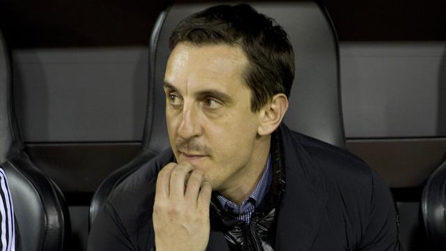 Oficial: El Valencia destituye a Gary Neville