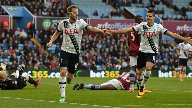 Impitoyable à Villa, Tottenham met à nouveau la pression à Leicester