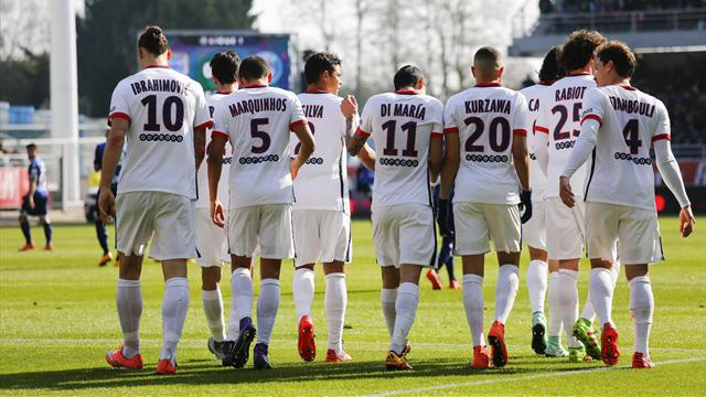 Nombre de points, meilleure défense... Pour le PSG, la chasse aux records n'est pas terminée