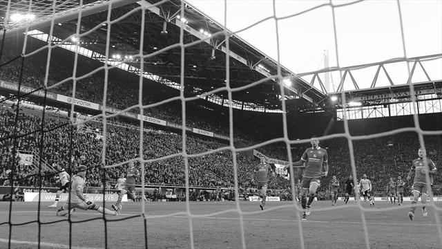 Trauriger Abend in Dortmund: Fan stirbt im Stadion