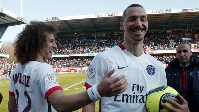 """Blanc : """"Zlatan est un compétiteur hors-norme : c'est ça être un champion"""""""