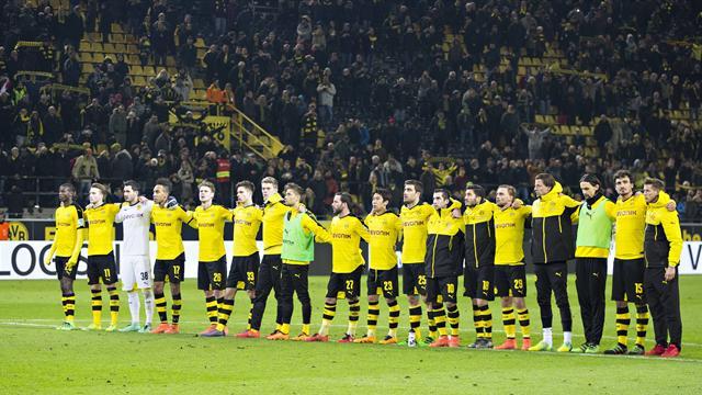Un You'll Never Walk Alone poignant à Dortmund après le décès d'un spectateur en plein match