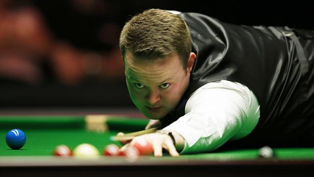 Day dumps defending champion Murphy out of World Grand Prix