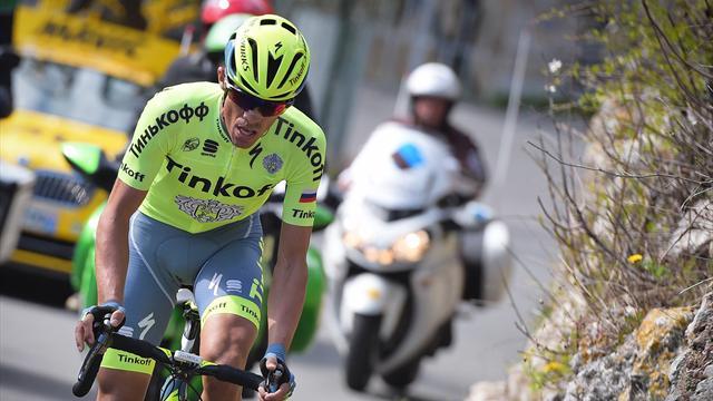 Il y a un an, il avait manqué... quatre secondes à Contador !