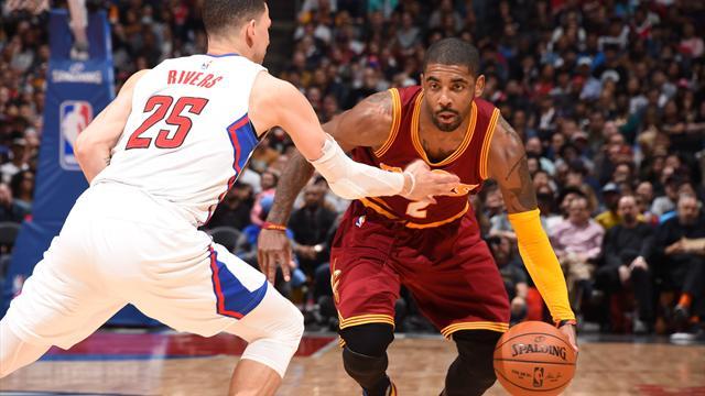 Cleveland anesthésie les Clippers