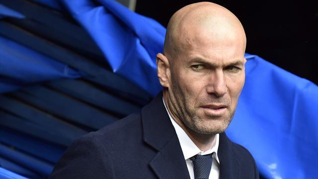 """Zidane : """"Je suis heureux et ça se voit !"""""""
