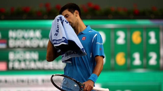 Djokovic, Nadal : les cadors en ont bavé