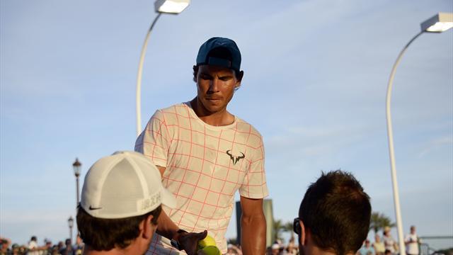 """Nadal face aux accusations de dopage de Bachelot : """"Je vais la poursuivre en justice"""""""