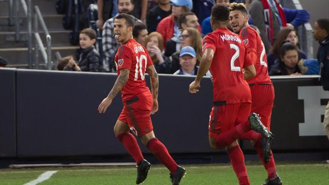 Giovinco helps Toronto claim draw with NYC