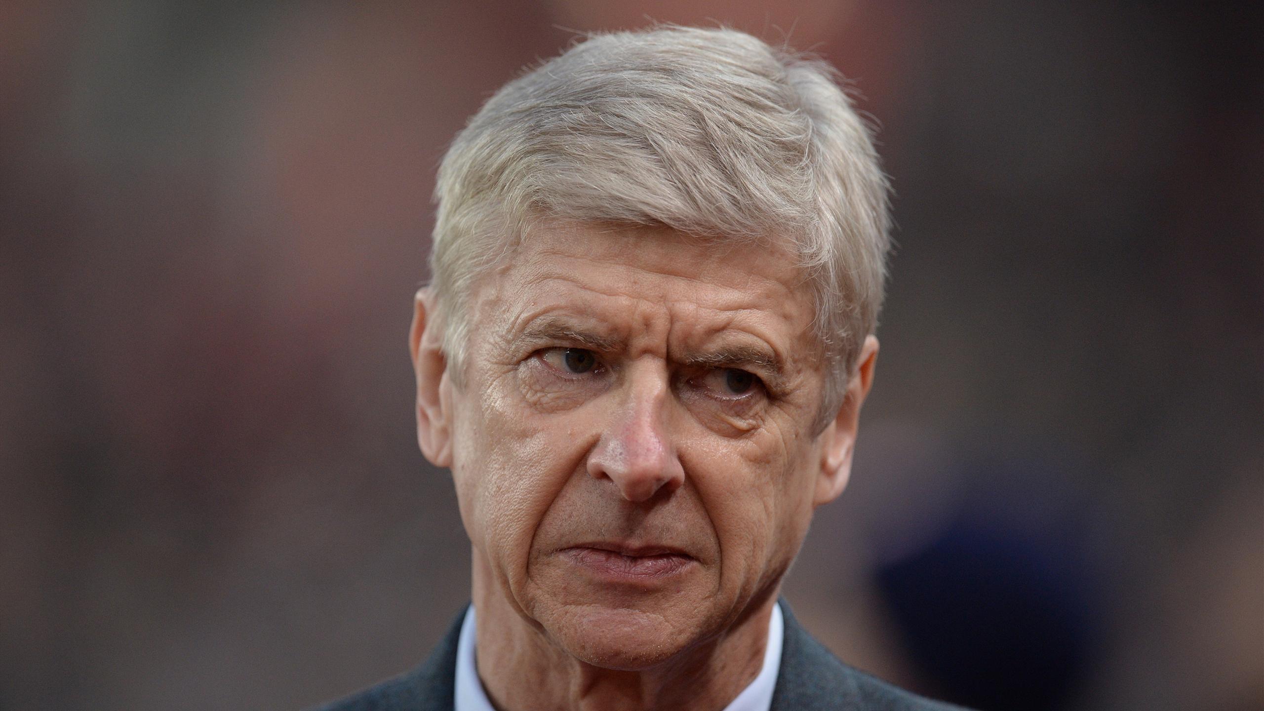 Arsène Wenger ist seit 1996 beim FC Arsenal