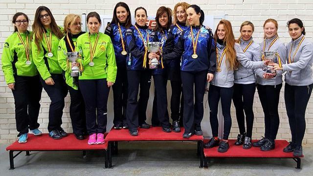 El Txuri-Berri Cafés Aitona gana el Campeonato de España femenino