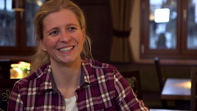 Athlete stories : Franziska Hildebrand