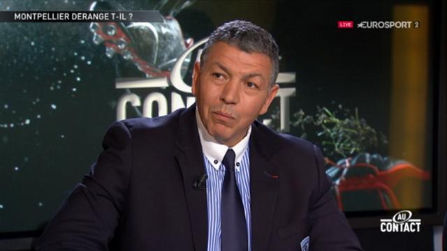 """Benazzi: """"Si Montpellier est jalousé, tant mieux !"""""""
