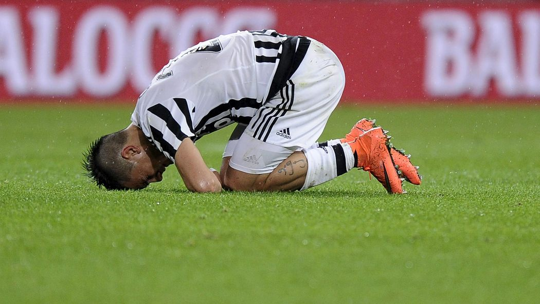 457ace3fc Juve s Paulo Dybala and Claudio Marchisio ruled out of Bayern game ...
