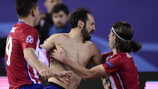 Cet Atlético-PSV n'était pas mémorable, mais il entre quand même dans l'histoire