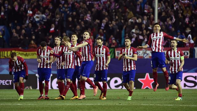 L'Atlético a eu le dernier mot