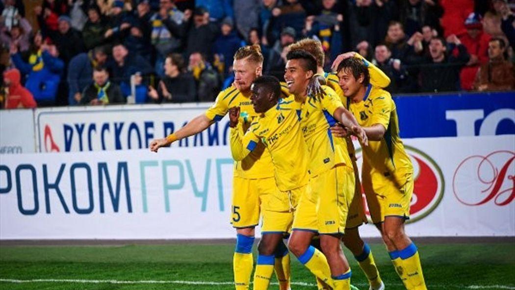 Meet FC Rostov ee8b9572b