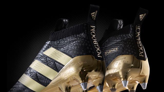 """Adidas officialise la signature de Pogba et lance pour lui la """"Pogboom"""""""