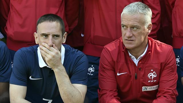 Ribéry de retour, c'est (très) loin d'être gagné