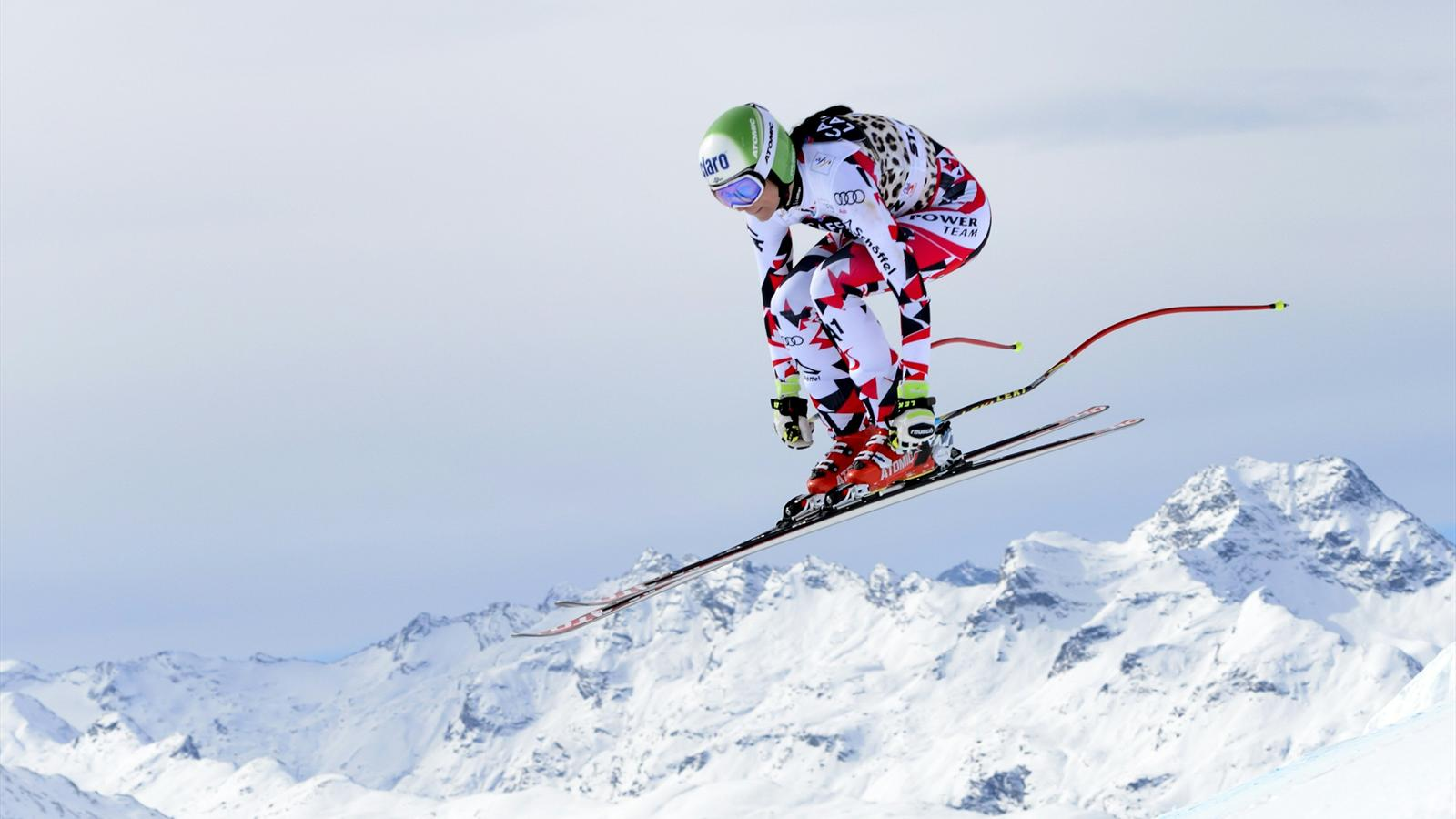 ski alpin abfahrt